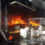 Worker injured in Tuas fire with 90 per cent burns to body dies