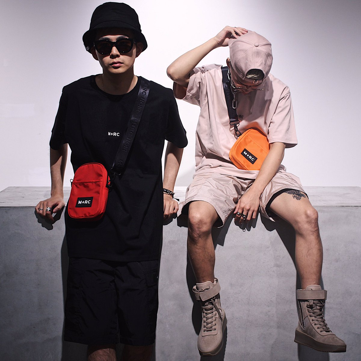 "「M+RC NOIR」""e.o.m cargo shorts""が店頭にて発売中‼️¥16,800+taxcolor: b"