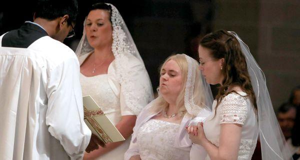 Married to Jesus: Metro Detroit women make lifelong virginity pledge