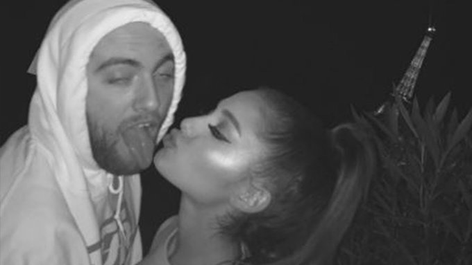 Mac Miller Wishes Ariana Grande A Happy Birthday In The CUTEST Way -