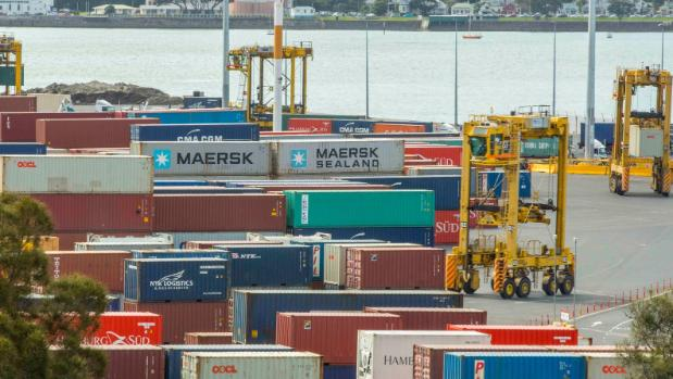 NotPetya cyber attack forcing hand written communication with NZ ports