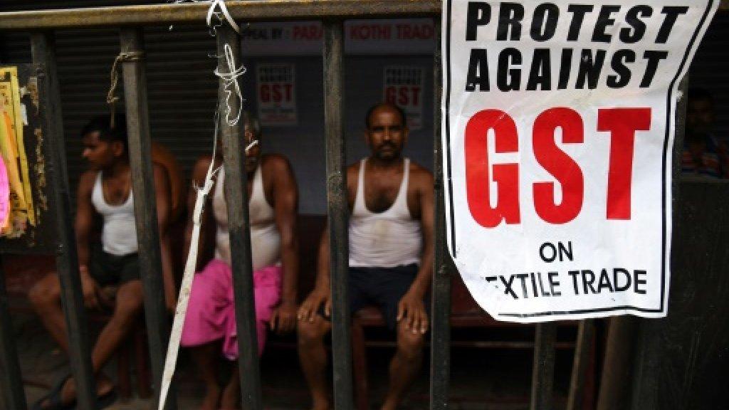 Indian business braces for disruption amid massive reform