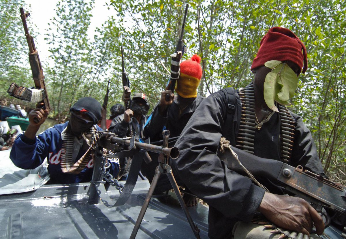 """We'll give peace a chance,"" say Nigeria's oil militants"