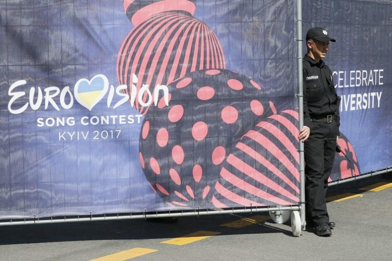 Ukraine faces large fine after Russia Eurovision row: EBU