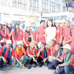 20 students leave for China to learn kung fu