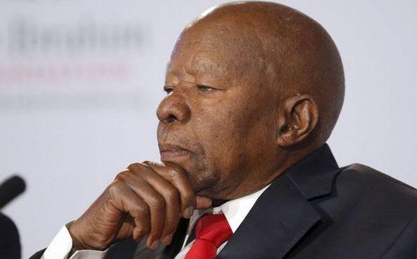 President Kenyatta mourns former President Ketumile Masire of Botswana