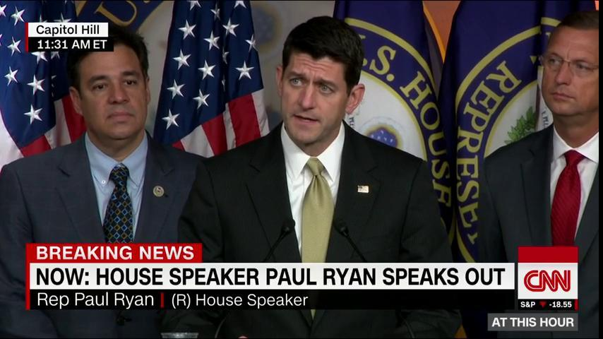 Speaker Paul Ryan and DHS Sec. Kelly discuss immigration enforcement legislation. Watch: