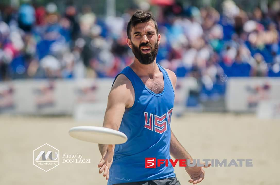 Jon Nethercutt minutes before the #wcbu2017  Men&#039;s Final.  #AllAboutU #TeamUSA  @FiveUltimateLLC https://t.co/qKq4xoVfzG <a href='https://twitter.com/PUImages/status/880386148182274050/photo/1' target='_blank'>See original &raquo;</a>