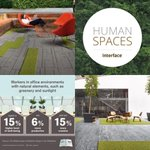 @InterfaceInc the 1st partner @BRE_Group #biophilicoffice project bring flooring expertise @human_spaces + know how https://t.co/R7in3rhmzb