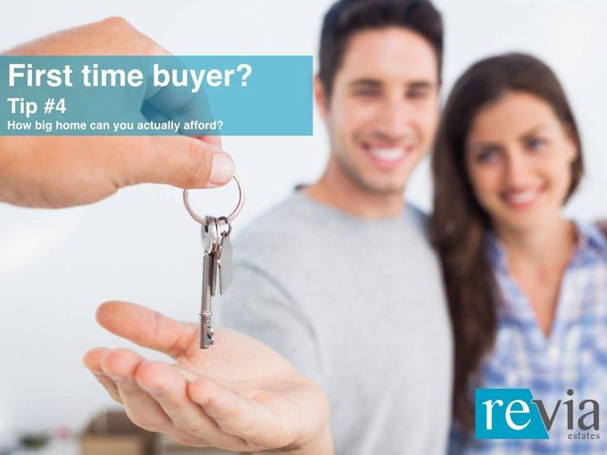 First time buyer? How big home can you actually afford? #ReviaEstates #RealEstate #TheRealWay https://t.co/j4zMDXLZP4