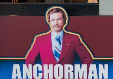 Happy Birthday Ron Burgundy/Will Ferrell. We hope there are many more years of making us laugh to come!