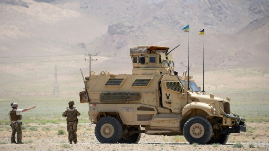 No NATO combat role in Afghanistan: Stoltenberg