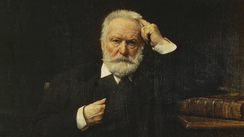 Google Doodle celebrates one of Europe's greatest authors: Victor Hugo