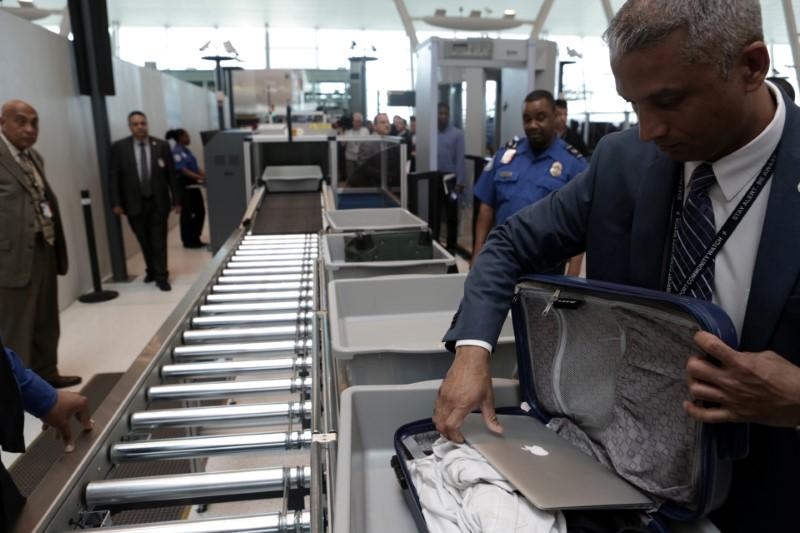 Europe's airports expect big costs from new U.S. security measures