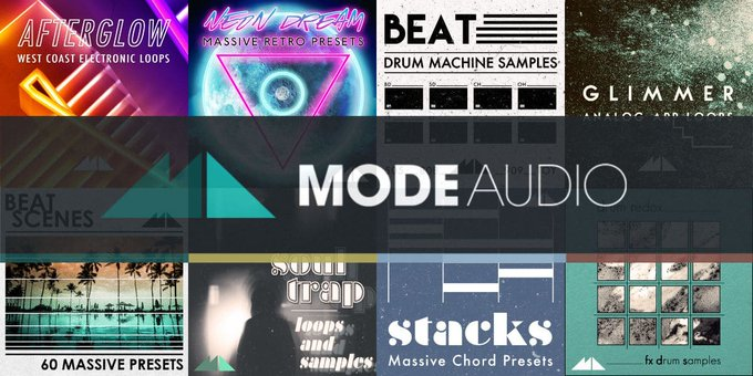 Free modeaudio Sampler Exclusively on Sonic Bloom samples freebie musicproduction