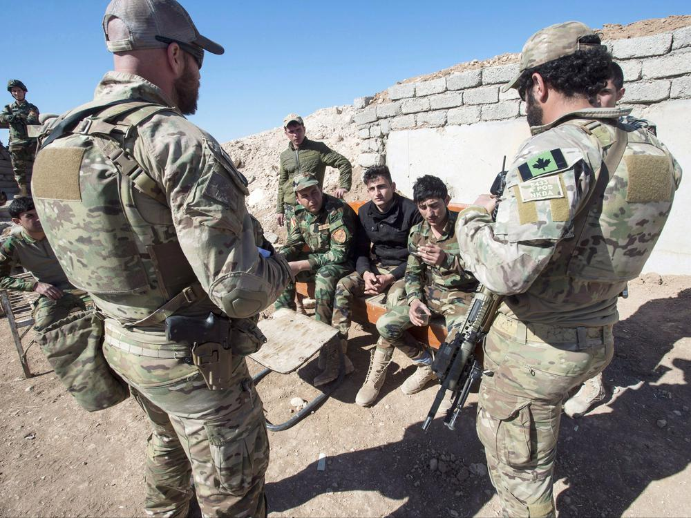 Liberals extend 'advise and assist' mission in Iraq to March 2019