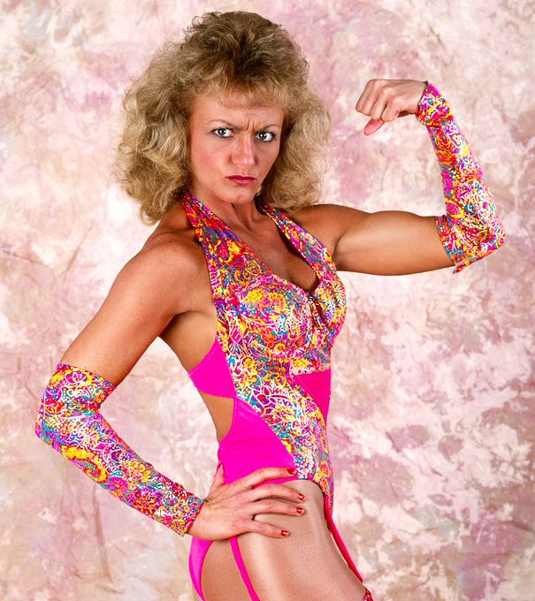 Happy Birthday to former Women\s Wrestler, Heidi Lee Morgan!