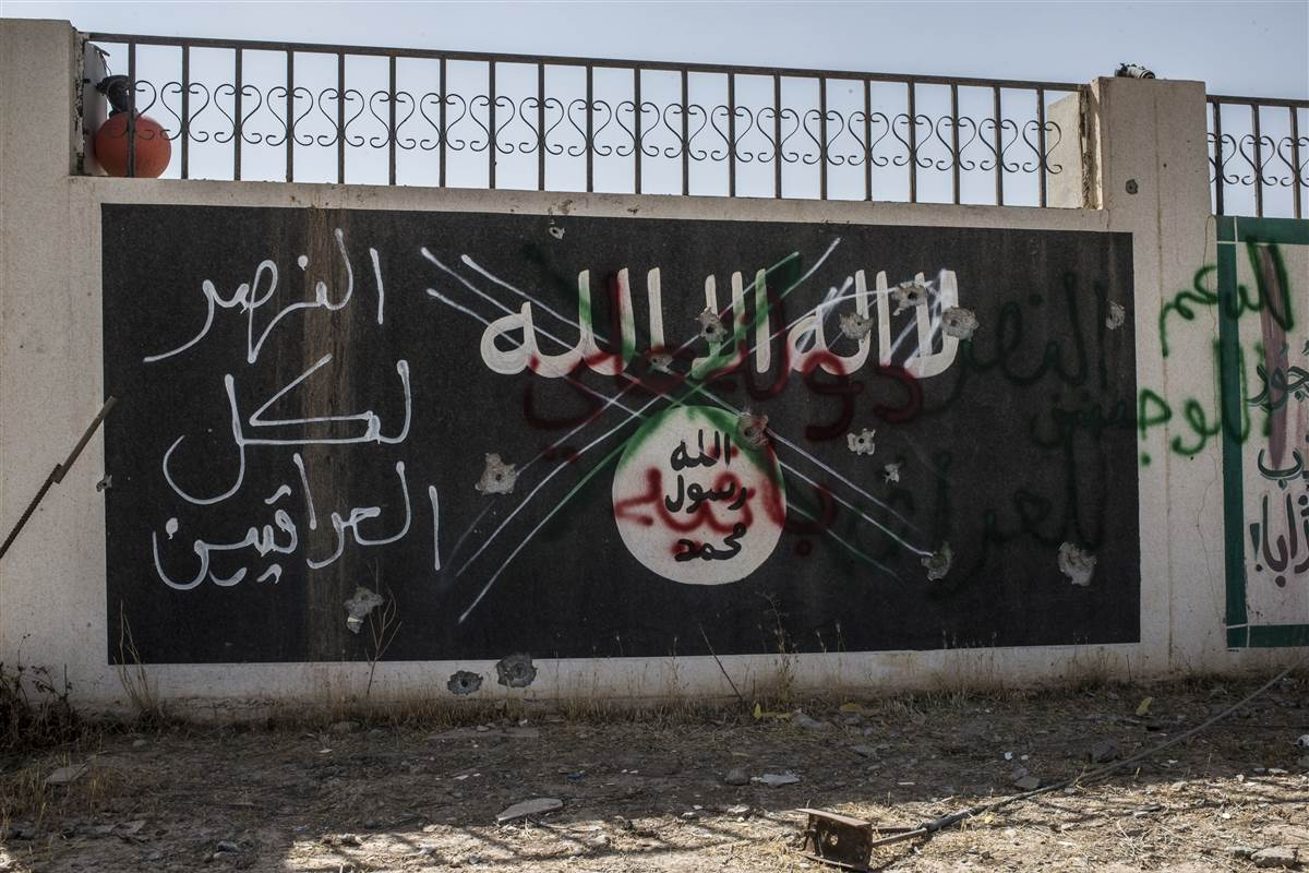 ISIS revenue falls 80 percent as it loses ground in Iraq, Syria