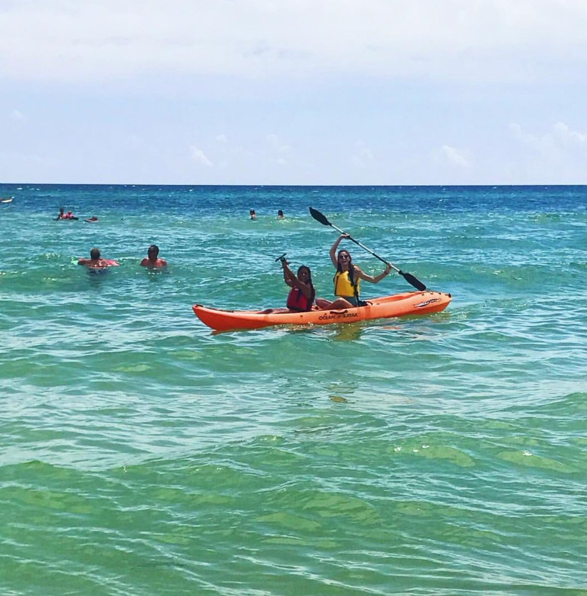 test Twitter Media - Anybody else wishing they were kayaking at FUGE in PCB right now?? https://t.co/HAYGdphhbs