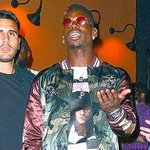 Paul Pogba queues for LA nightclub as Manchester United star parties during summer holiday