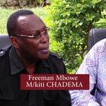 Mbowe Kuhusu mauaji yanayoendelea Kibiti