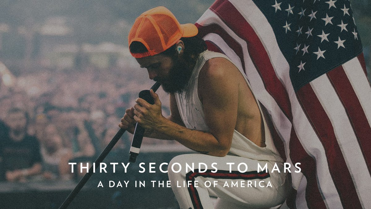 RT @MTV: ???????? @JaredLeto wants you to be in @30SECONDSTOMARS' #ADayInTheLifeInAmerica video: https://t.co/FsZcdvotmD https://t.co/wrTUu0wWEf
