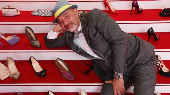 Go nude in Christian Louboutin's new, inclusive heeled sandals