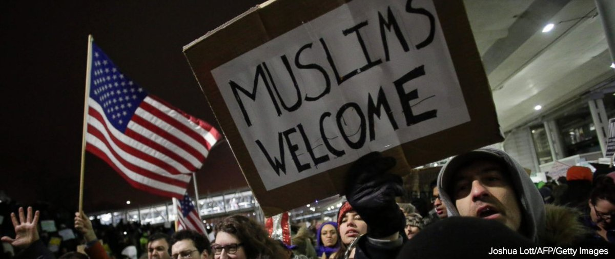 The Trump administration's travel ban partially goes into effect starting now.