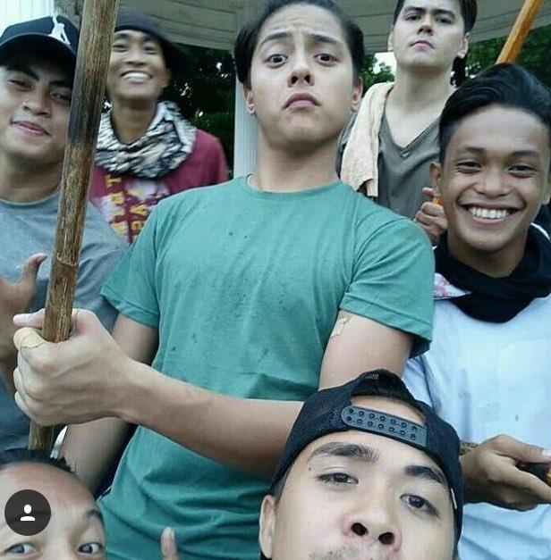 RT @Official_DRTS: Meet Tristan's Squad! 👨👨👦👦👨👨👧👧 @imdanielpadilla   #LaLunaSangreDugo https://t.co/xipkm85xDH