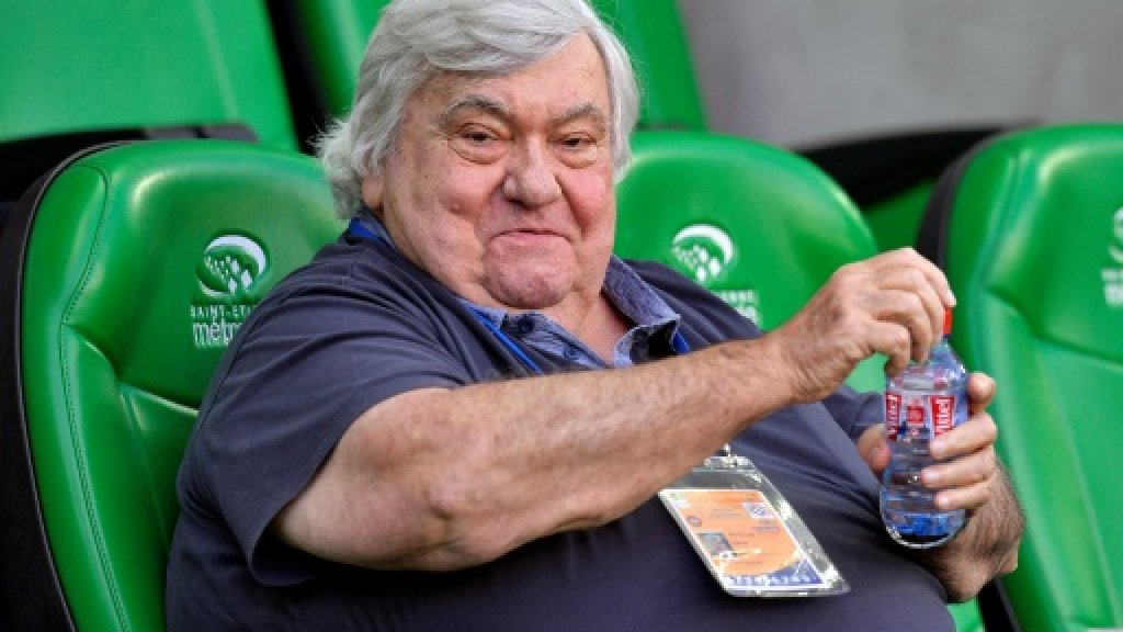 Montpellier football club founder Nicollin dies on 74th birthday