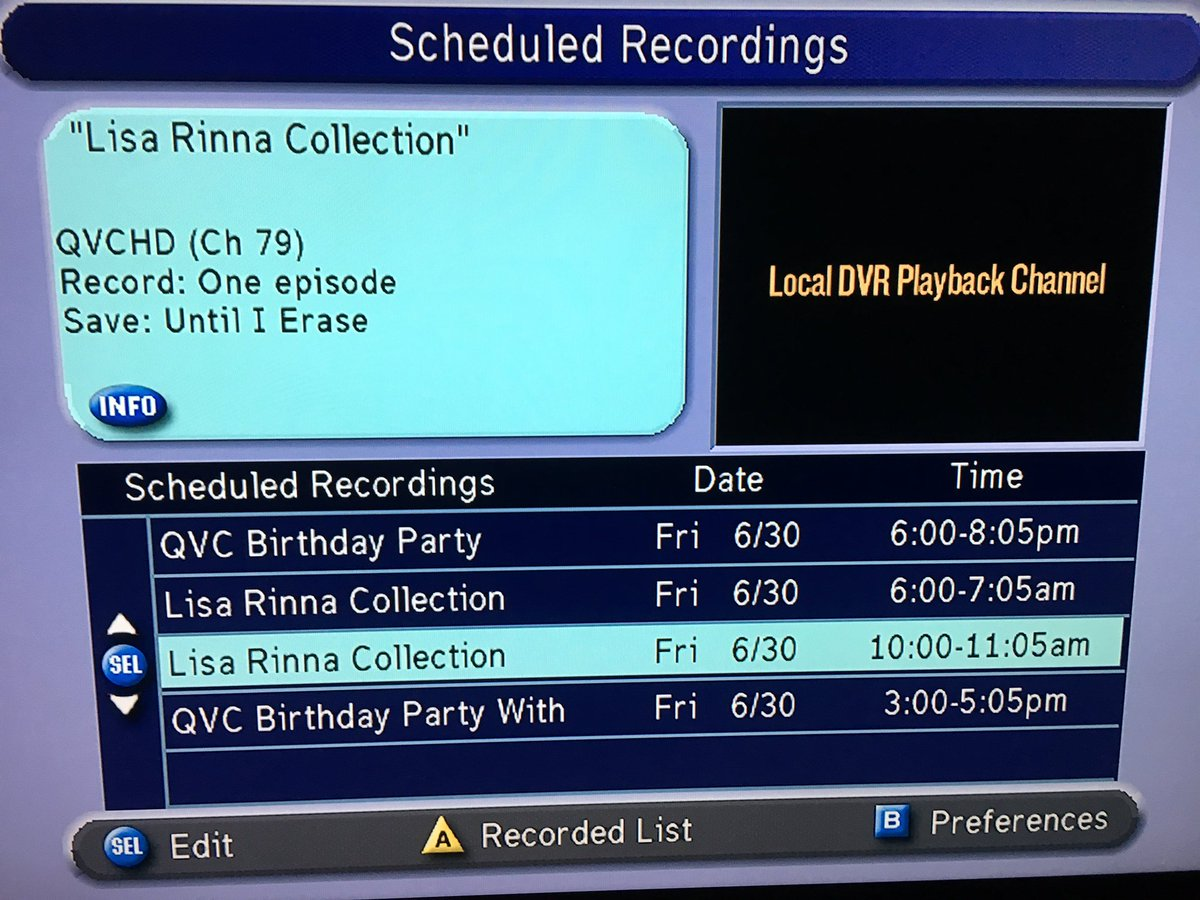 RT @JHerrGil: @lisarinna Even though I can't watch it live, I never miss your @QVC appearances ???? https://t.co/khyFg4aTQZ