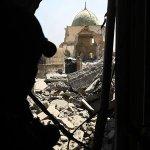 Recapture of Mosul mosque starts 'end' of jihadist state