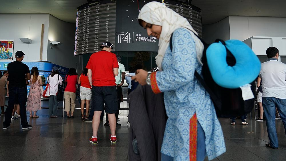Grandmas denied visas under revised US travel ban