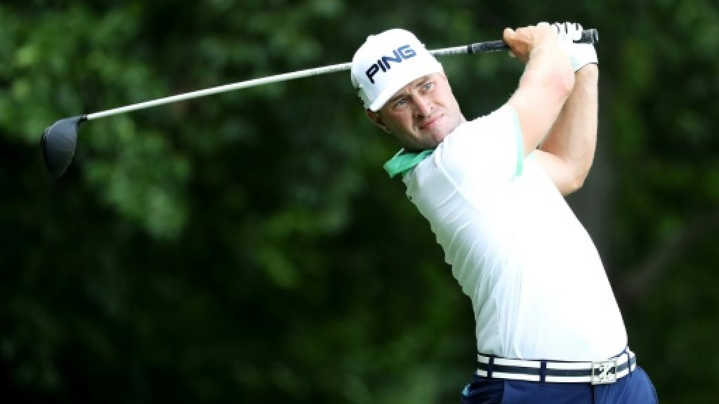 Golf: Sweden's Lingmerth seizes lead at US PGA National