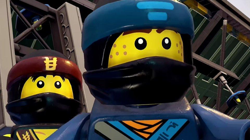 映画版を題材とする『レゴ ニンジャゴー』ゲーム新作が今秋海外発売、Nintendo Switchにも対応