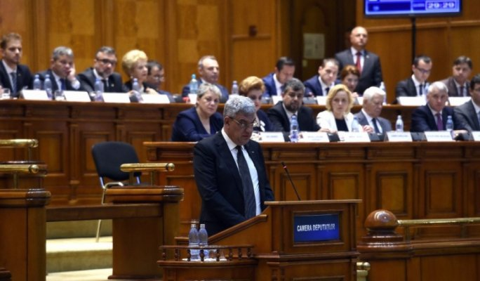 New Romanian government's controversial fiscal policy reform sees replacement of tax profit