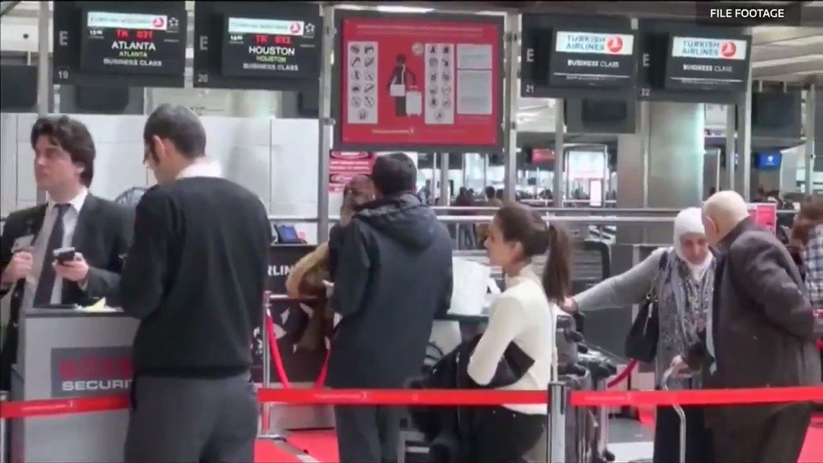 U.S. travel ban taking effect, barring many relatives Via @ReutersTV