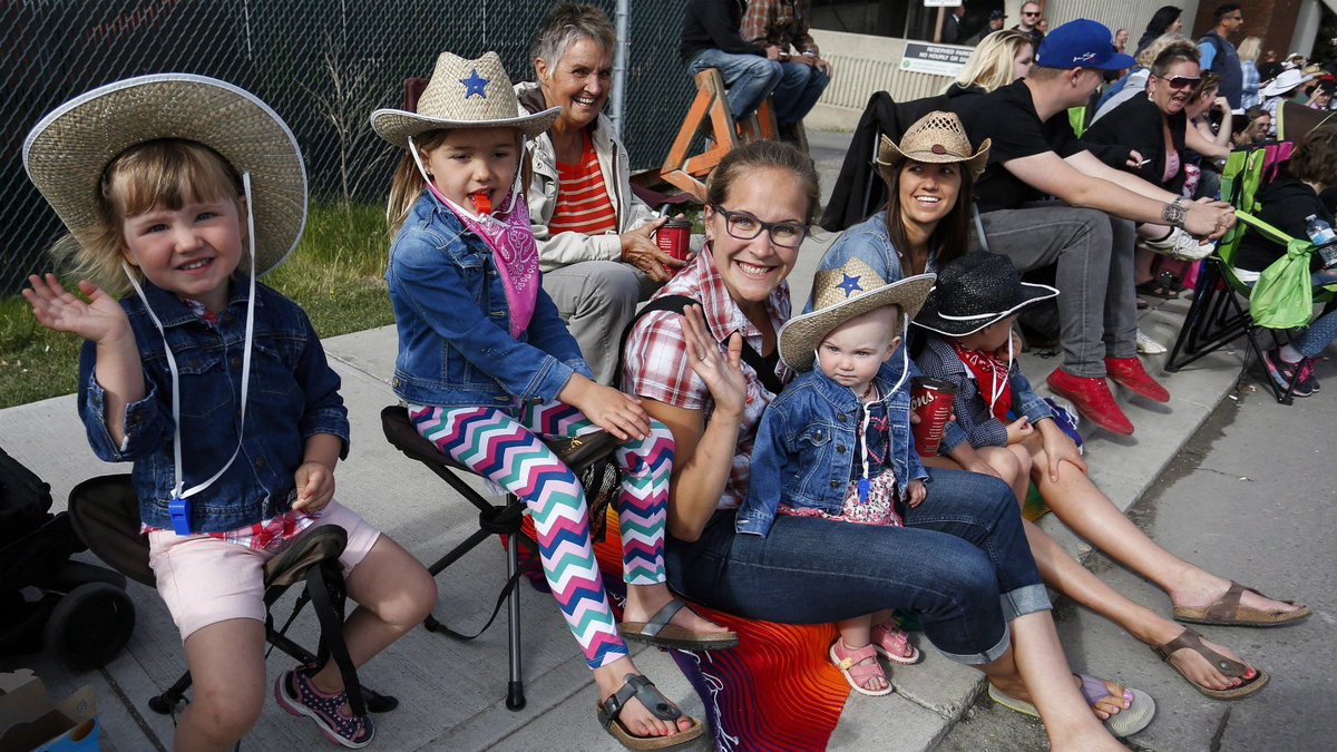 Oil price slump hurts Calgary Stampede party plans