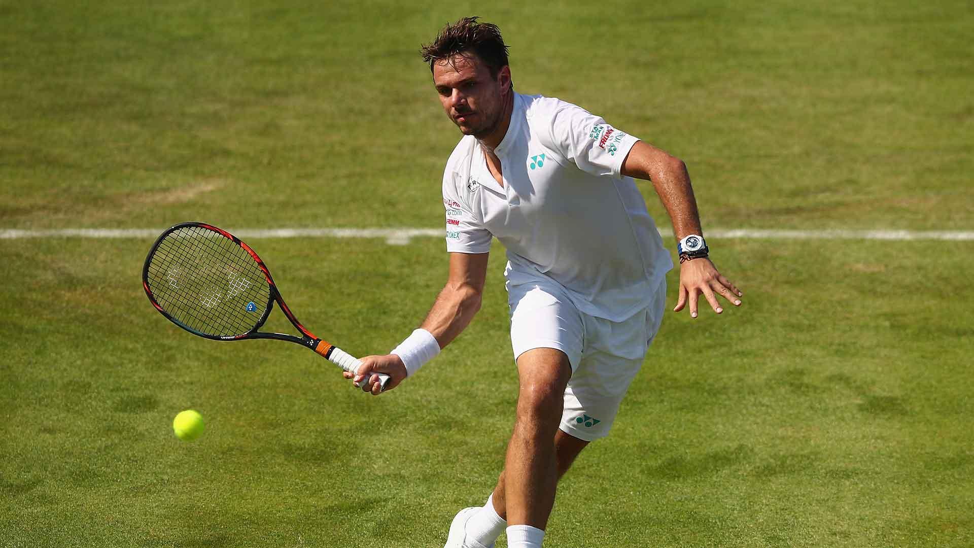 .@StanWawrinka, drawn in top half, will meet Daniil Medvedev in the @Wimbledon 1R. https://t.co/DAVeoZPlQJ https://t.co/RzAfh3XQfA