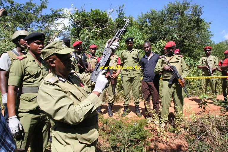 Polisi Yauwa Watu Wanne Wanaodhaniwa Kujihusisha Na Mauaji Kibiti