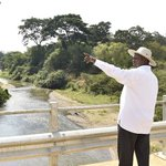 Get out of wetlands, river banks to avert disaster – Museveni
