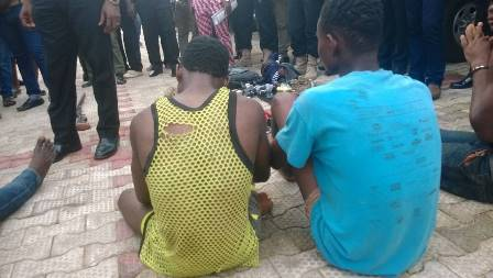 Police arrest five suspects over alleged ritual murder, armed robbery