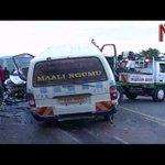 1 dead several injured in Mityana road accident