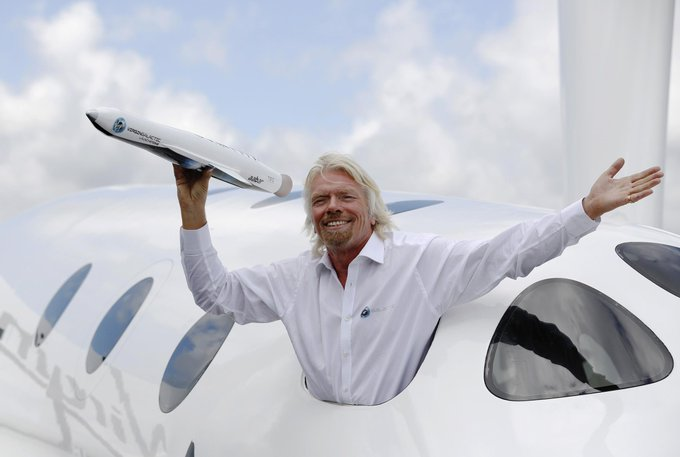 Wishing a very happy birthday to GZ signatory Here\s a picture of him doing Richard Branson stuff.