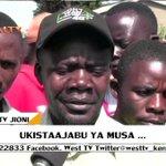 Mwizi wa Gari atumiwa Nyuki wa mazingaombwe Bungoma