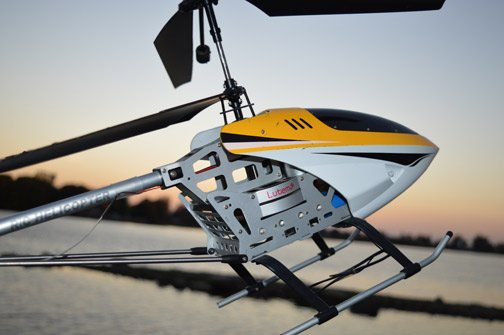 Remote Control Helicopter Avatar from Lutema