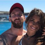 FORGET EL CLASSICO! Lionel Messi has invited former Real Madrid star to his wedding