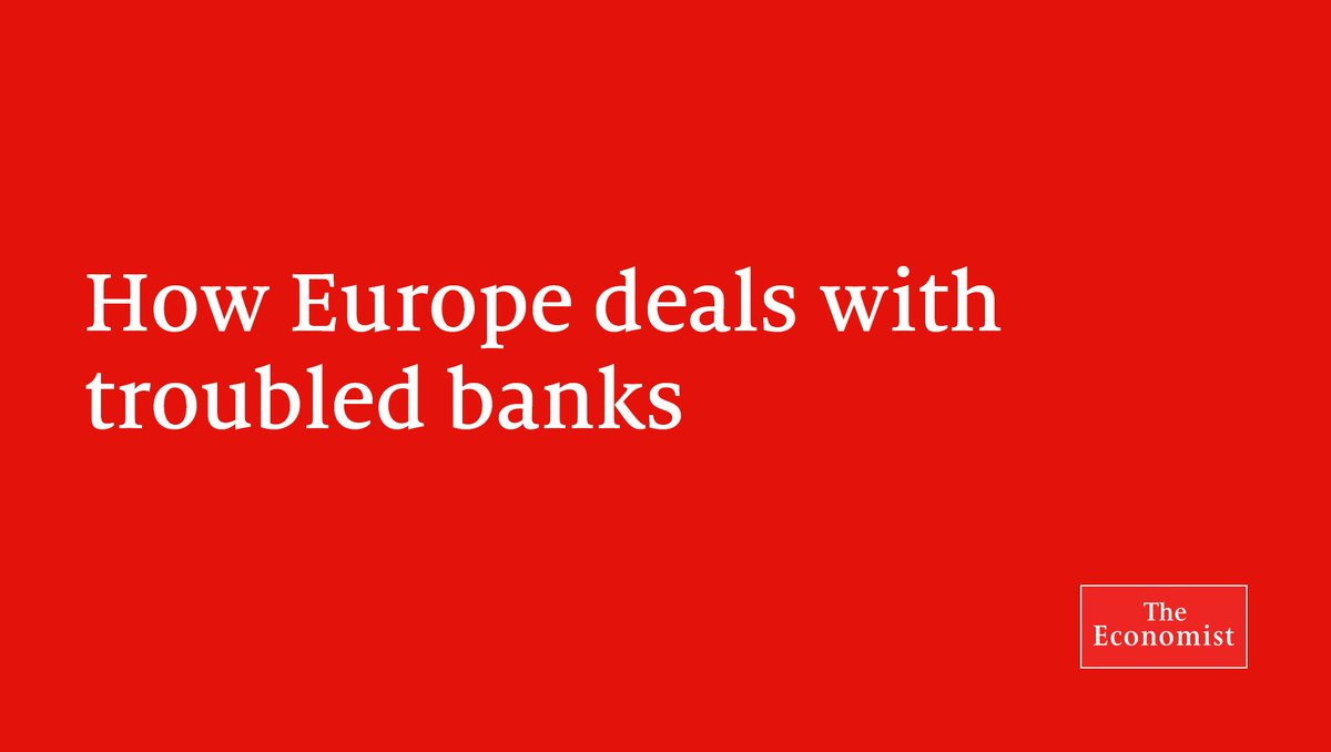 Regulators have tamed Europe's troubled banks, but there is still work to be done