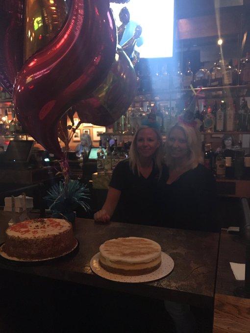Happy Birthday to my girls    Mia & Sara love you both