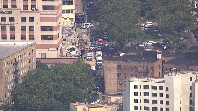 Multiple people shot at Bronx-Lebanon Hospital in New York City, NYPD spokeswoman says